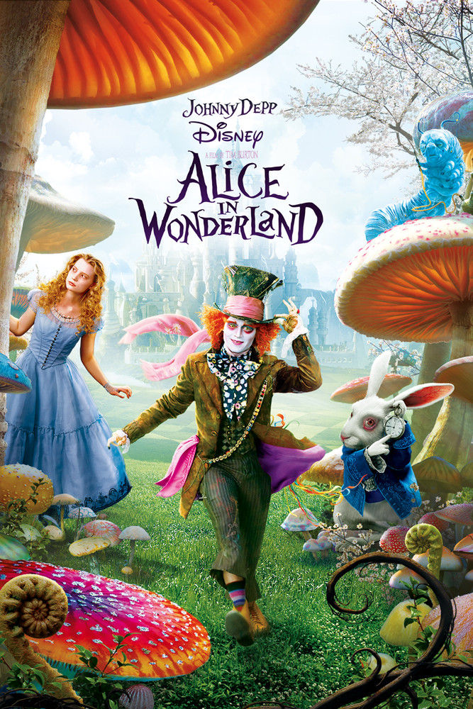 Alice In Wonderland Backgrounds, Compatible - PC, Mobile, Gadgets| 667x1000 px