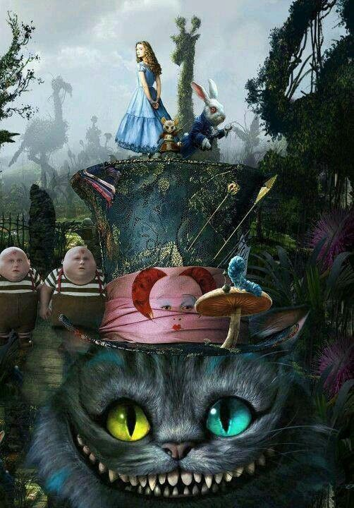 Images of Alice In Wonderland | 502x720