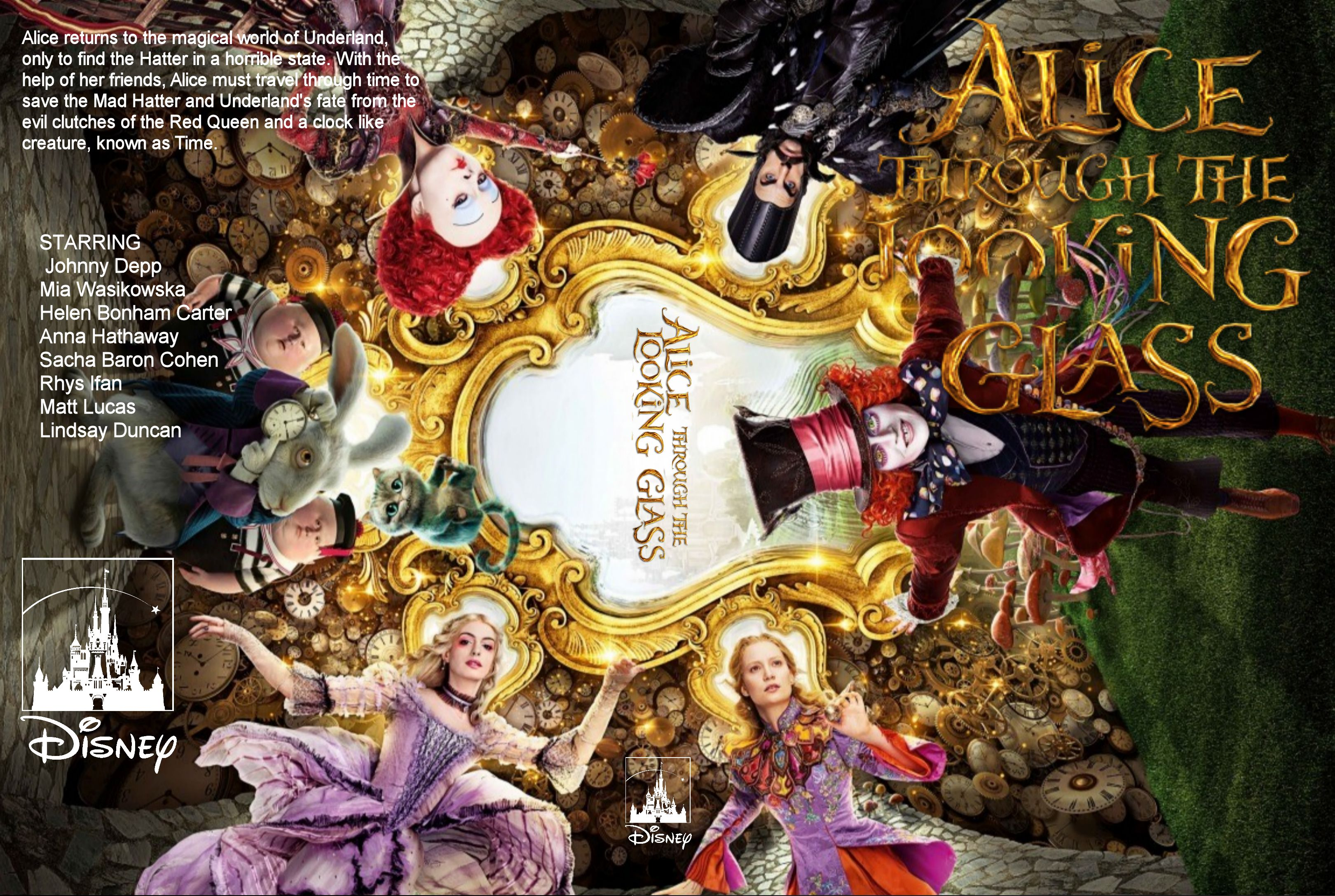 Most Viewed Alice Through The Looking Glass 2016 Wallpapers 4k