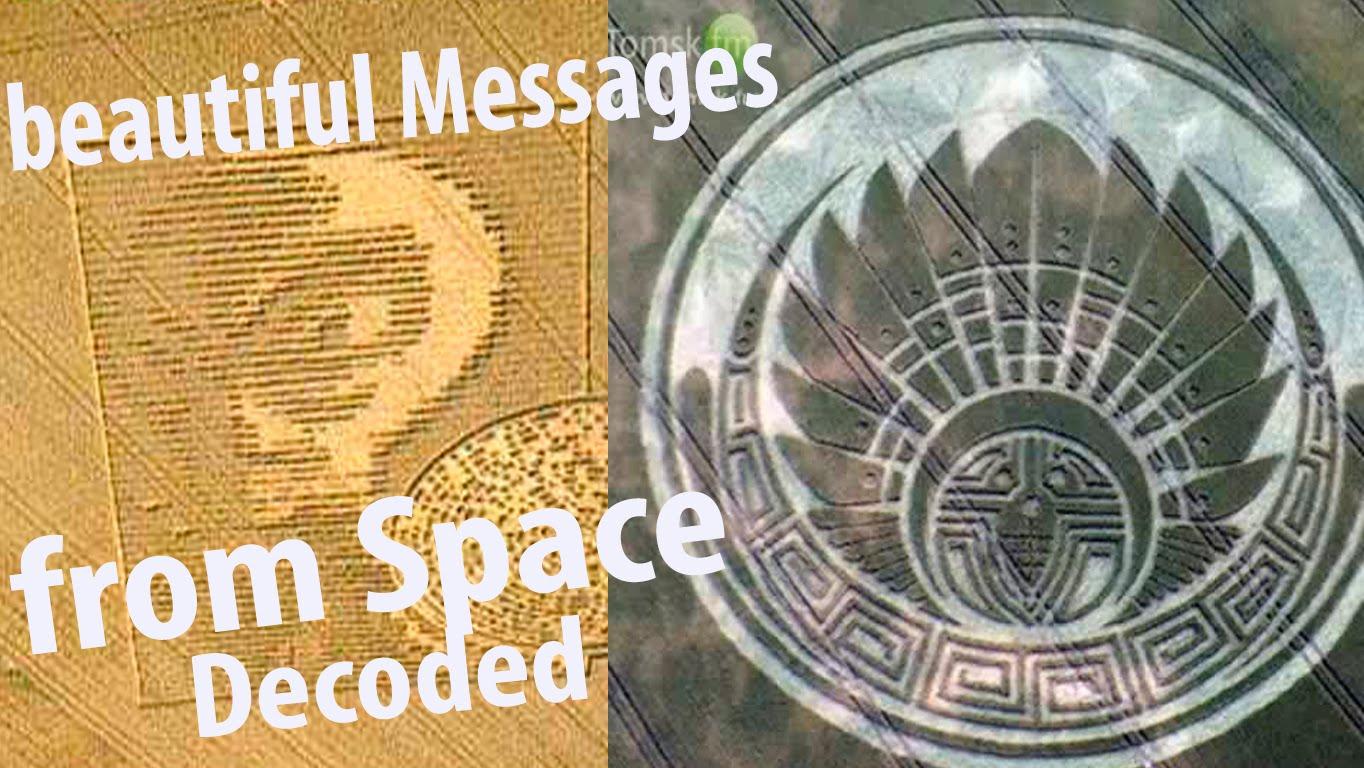 1364x768 > Alien Circles Wallpapers