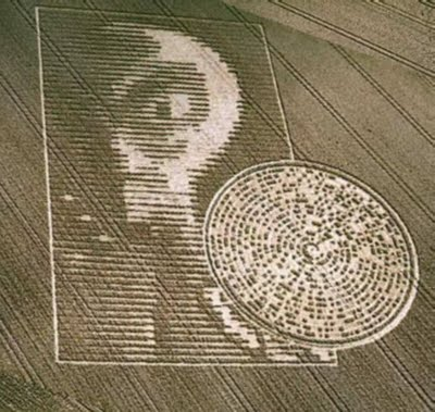 Alien Circles Pics, Humor Collection