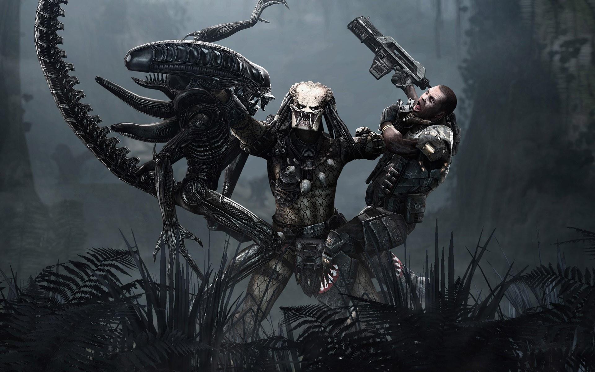 1920x1200 > Alien Vs. Predator Wallpapers