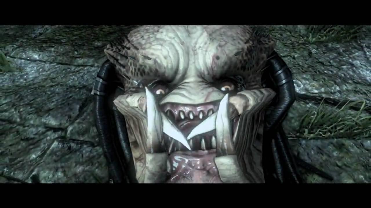 Nice Images Collection: Alien Vs. Predator Desktop Wallpapers