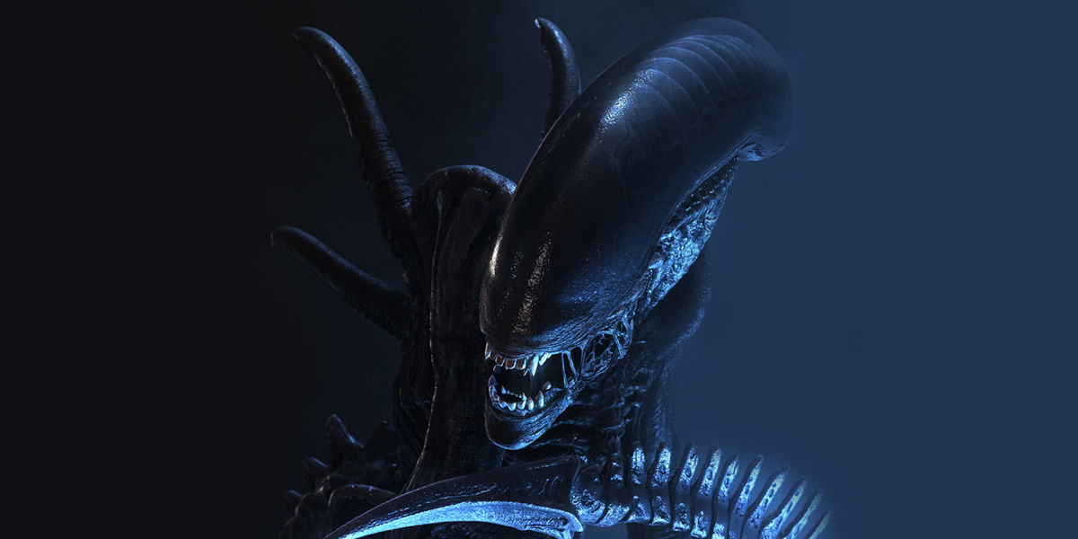 HD Quality Wallpaper | Collection: Movie, 1200x600 Alien