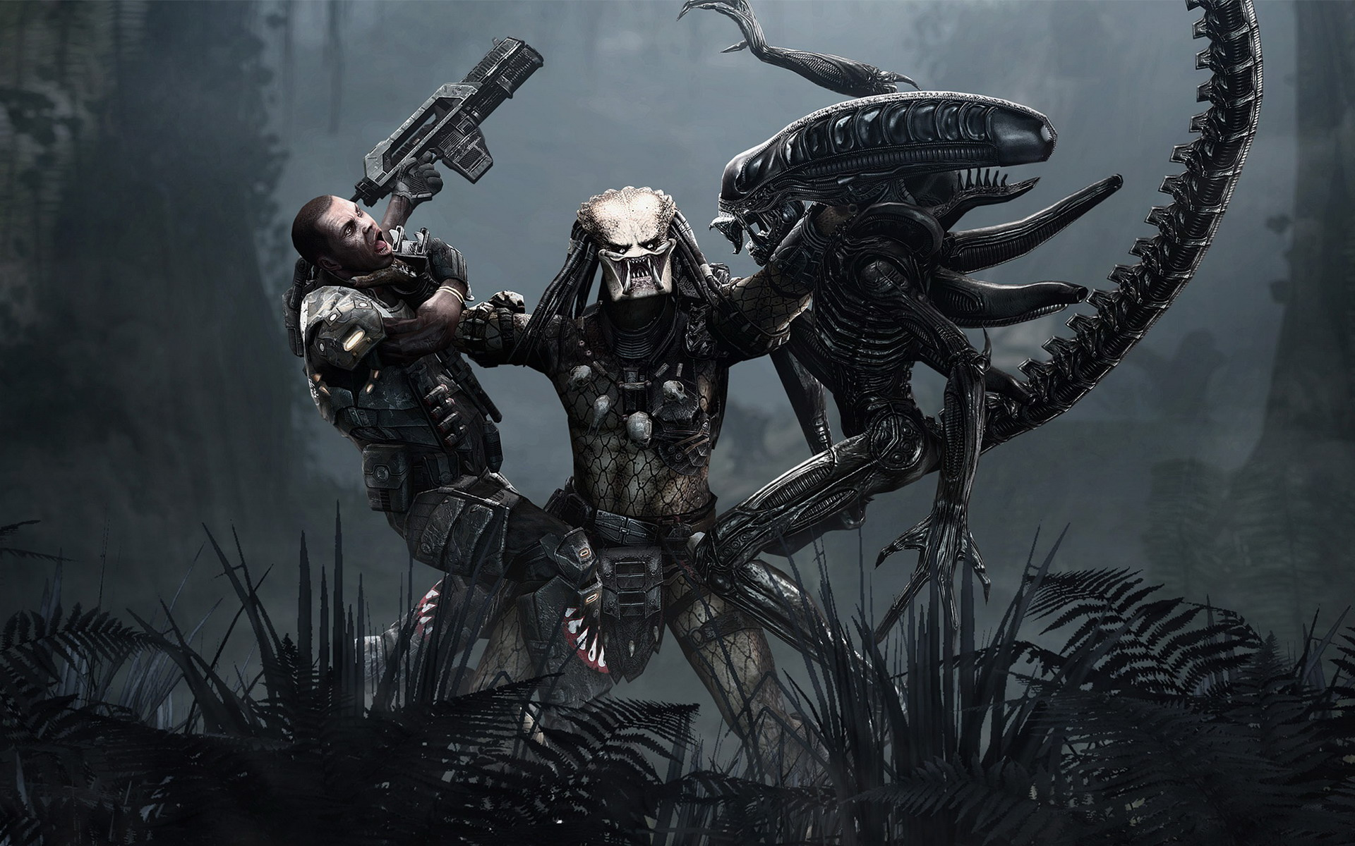 Alien Vs. Predator #2