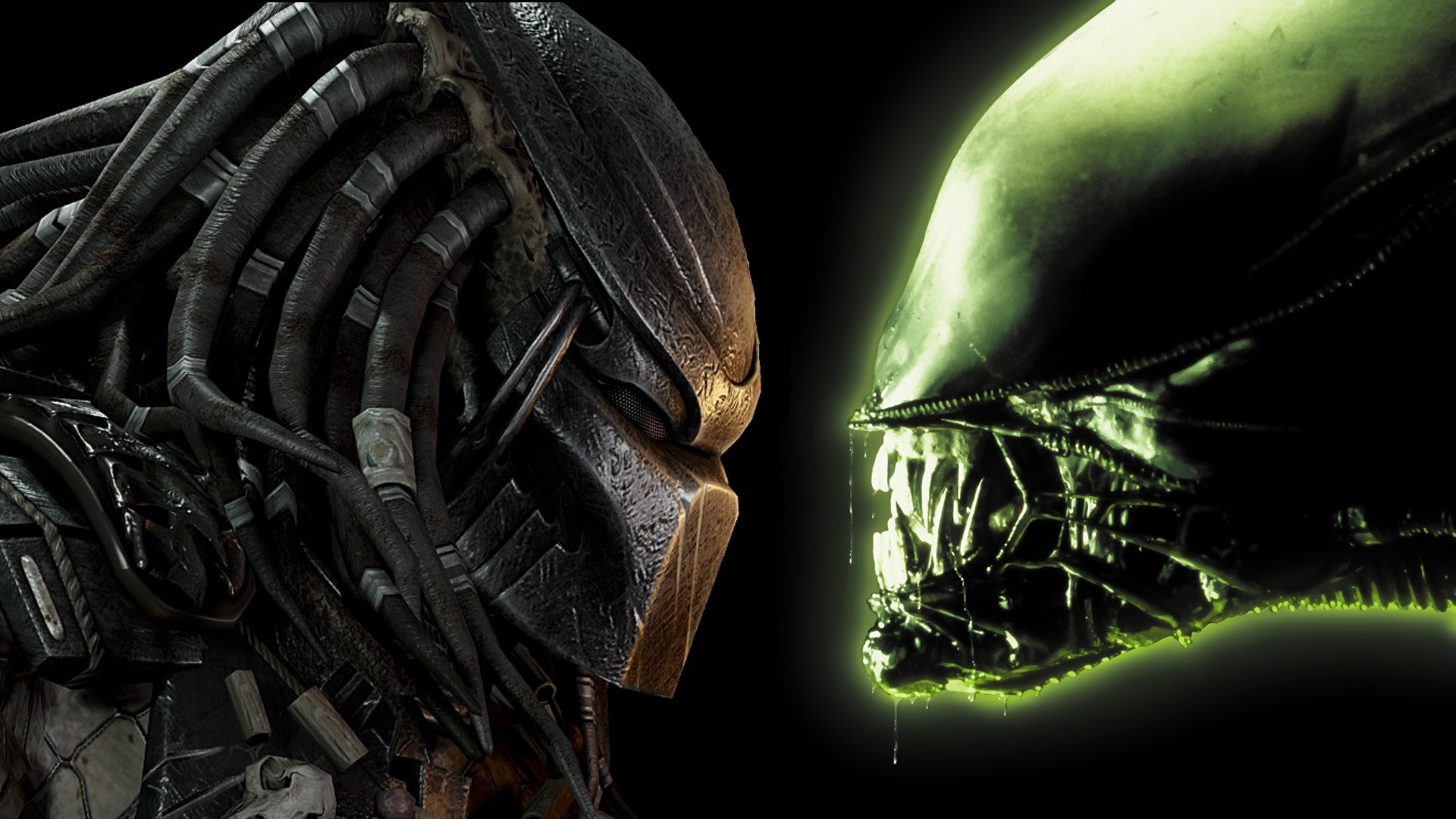 Alien Vs. Predator #1