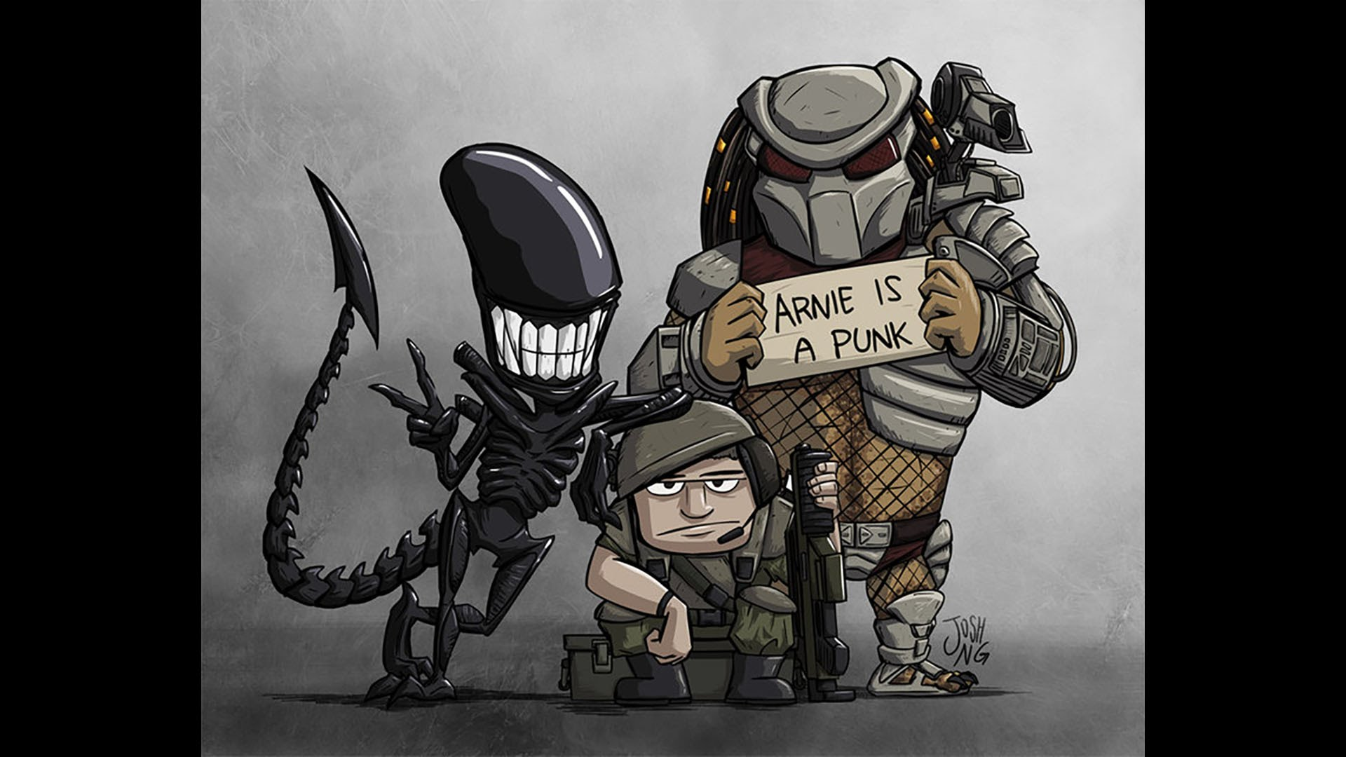 Alien Vs. Predator #8
