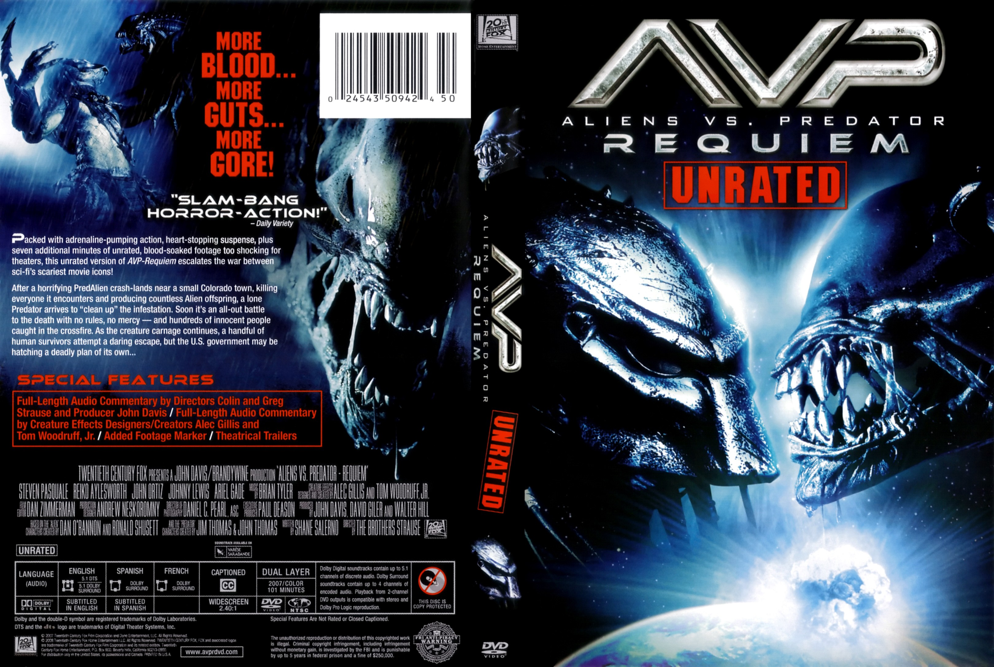 english full movie alien vs predator