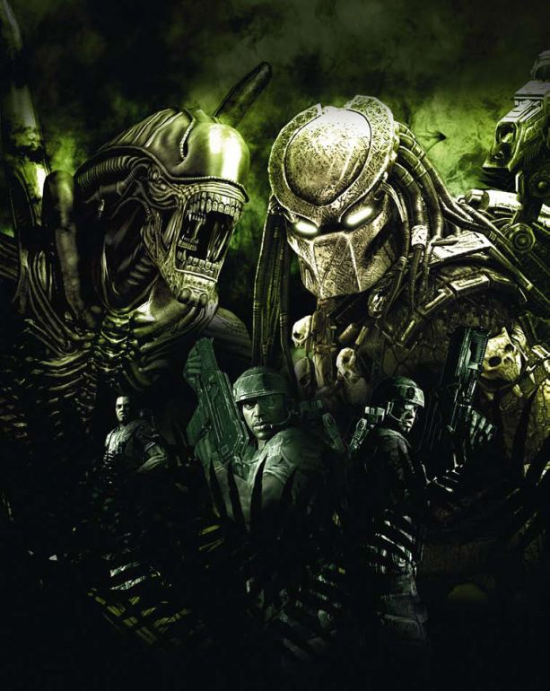 Amazing Alien Vs. Predator Pictures & Backgrounds