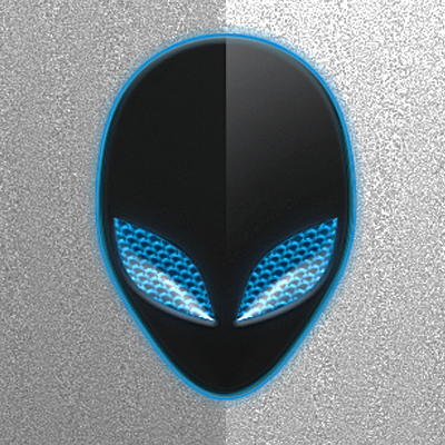 HD Quality Wallpaper | Collection: Products, 400x400 Alienware