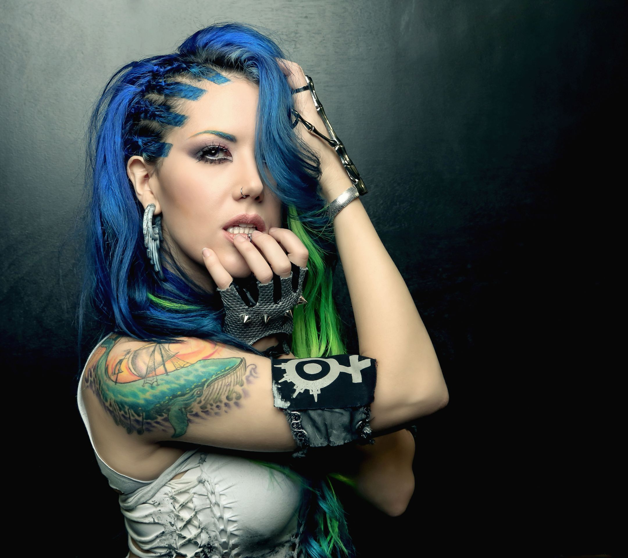 Alissa White Gluz Wallpapers Music Hq Alissa White Gluz Pictures