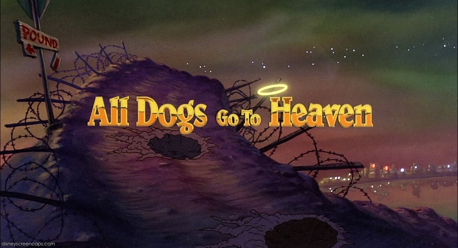 HQ All Dogs Go To Heaven Wallpapers | File 174.38Kb
