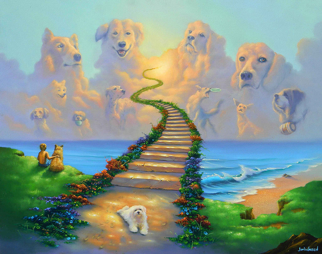 All Dogs Go To Heaven #7