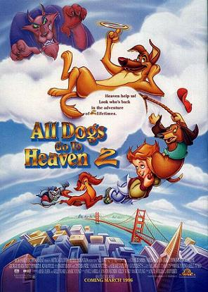 All Dogs Go To Heaven #14