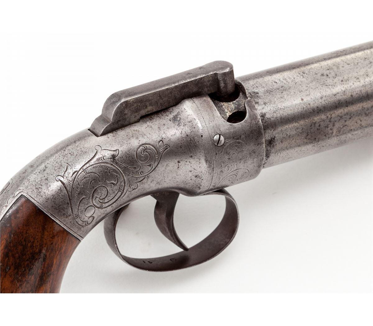 High Resolution Wallpaper | Allen & Thurber Pepperbox Pistol 1200x1049 px