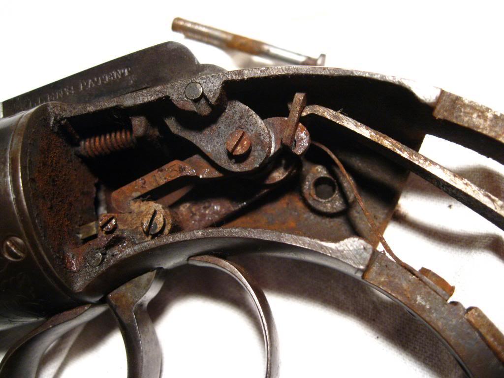 Allen & Thurber Pepperbox Pistol Backgrounds, Compatible - PC, Mobile, Gadgets| 1024x768 px