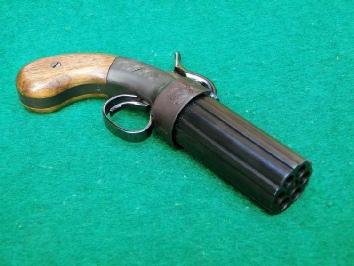 Allen & Thurber Pepperbox Pistol Backgrounds, Compatible - PC, Mobile, Gadgets| 354x266 px