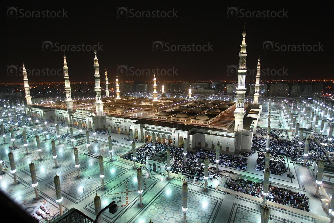 Nice wallpapers Al-Masjid Al-Nabawi 1152x768px