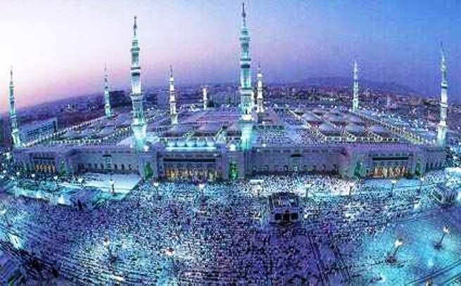 HQ Al-Masjid Al-Nabawi Wallpapers | File 53.5Kb