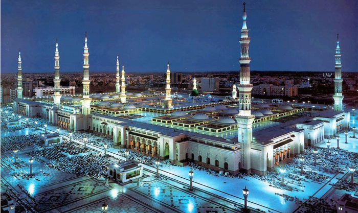 Al-Masjid Al-Nabawi Pics, Religious Collection