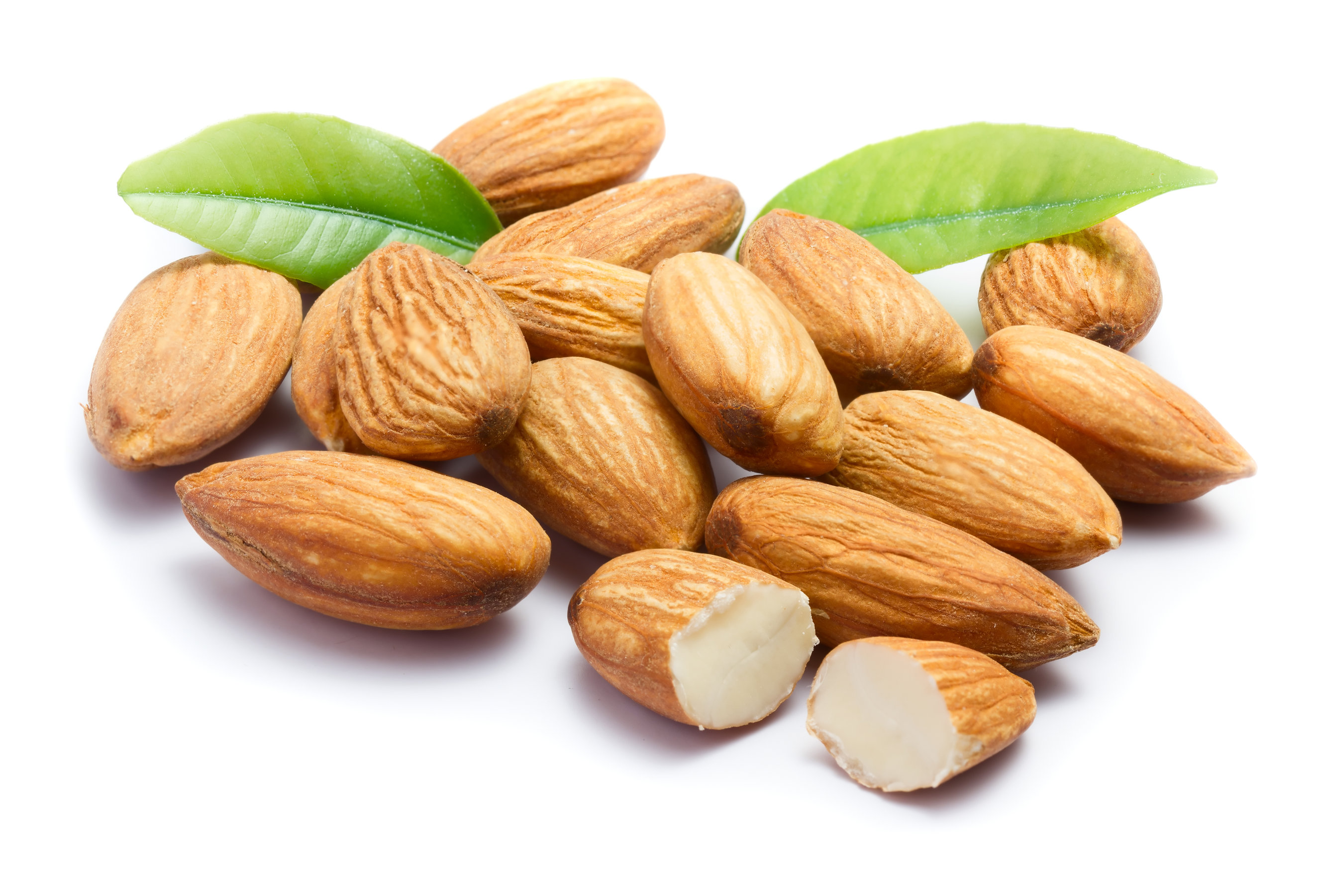 HD Quality Wallpaper   Collection: Food, 2653x1768 Almond