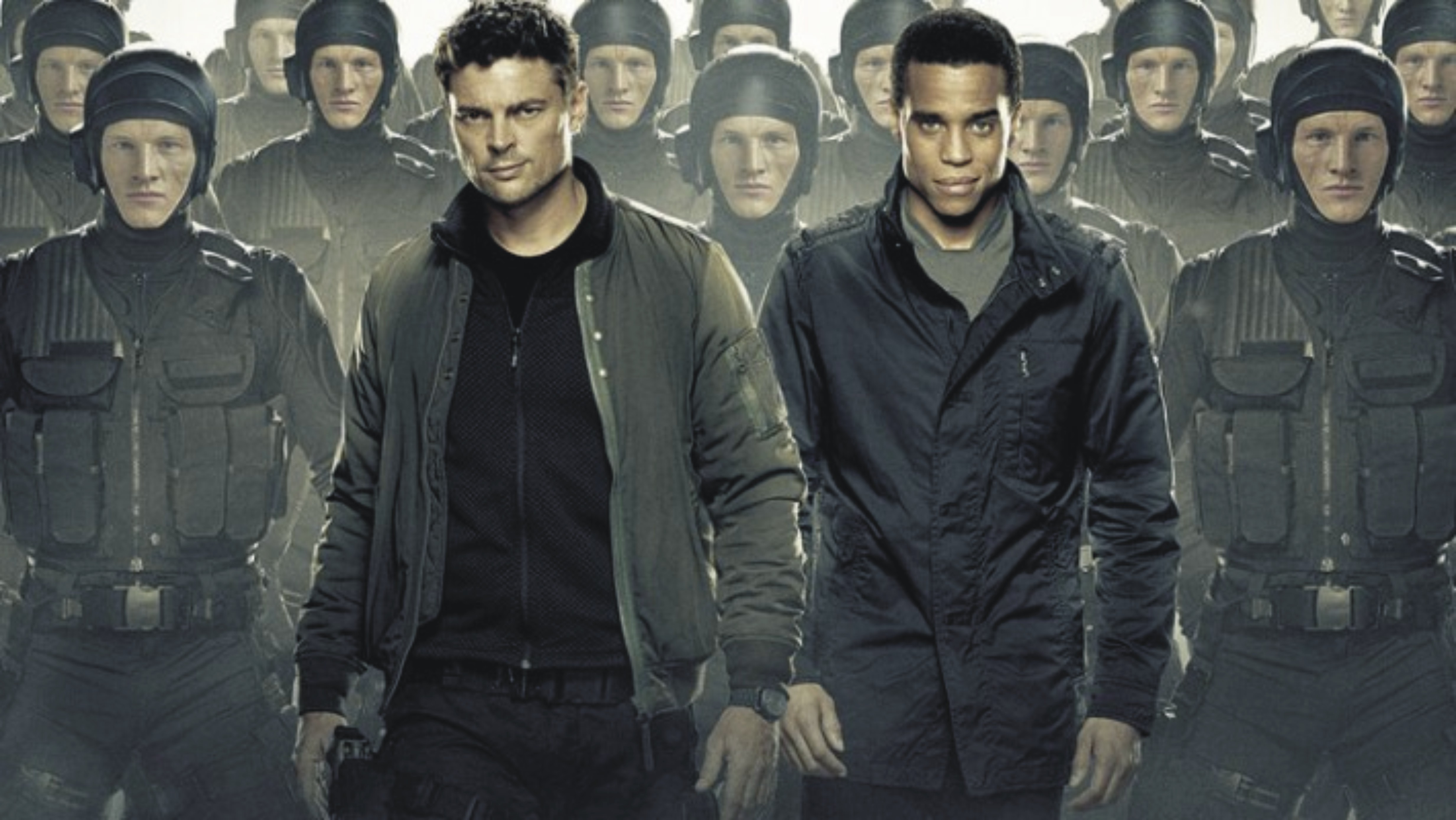 Almost Human Pics, TV Show Collection