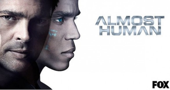 Almost Human Backgrounds on Wallpapers Vista