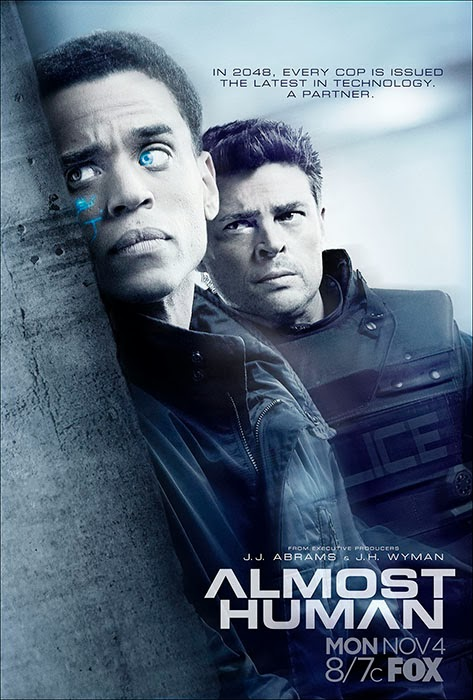 High Resolution Wallpaper | Almost Human 473x700 px