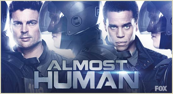 Almost Human Backgrounds, Compatible - PC, Mobile, Gadgets| 550x300 px