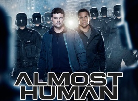 Almost Human Backgrounds, Compatible - PC, Mobile, Gadgets| 284x208 px