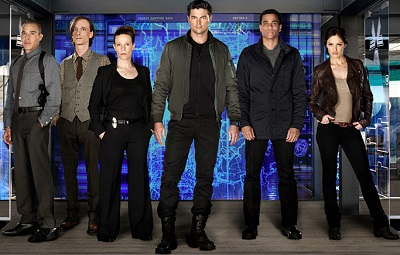 400x255 > Almost Human Wallpapers