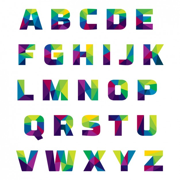 Amazing Alphabet Pictures & Backgrounds
