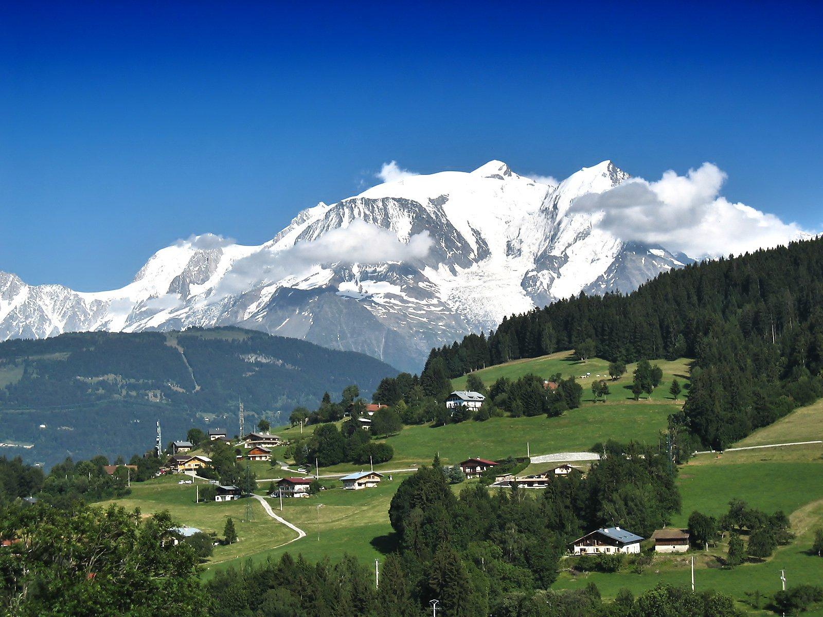 Alps Mountain #1