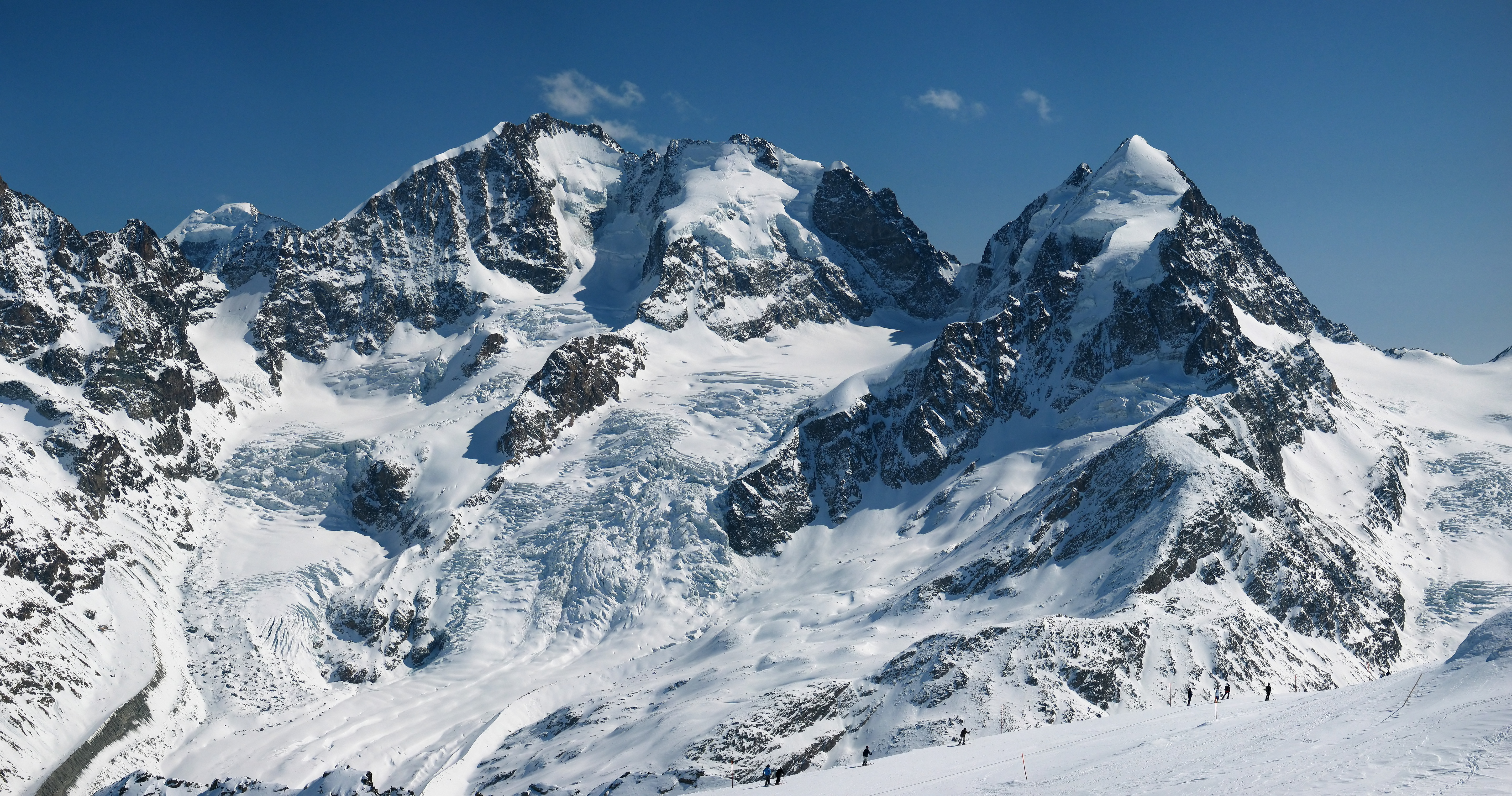 Alps Mountain Backgrounds, Compatible - PC, Mobile, Gadgets| 6336x3336 px
