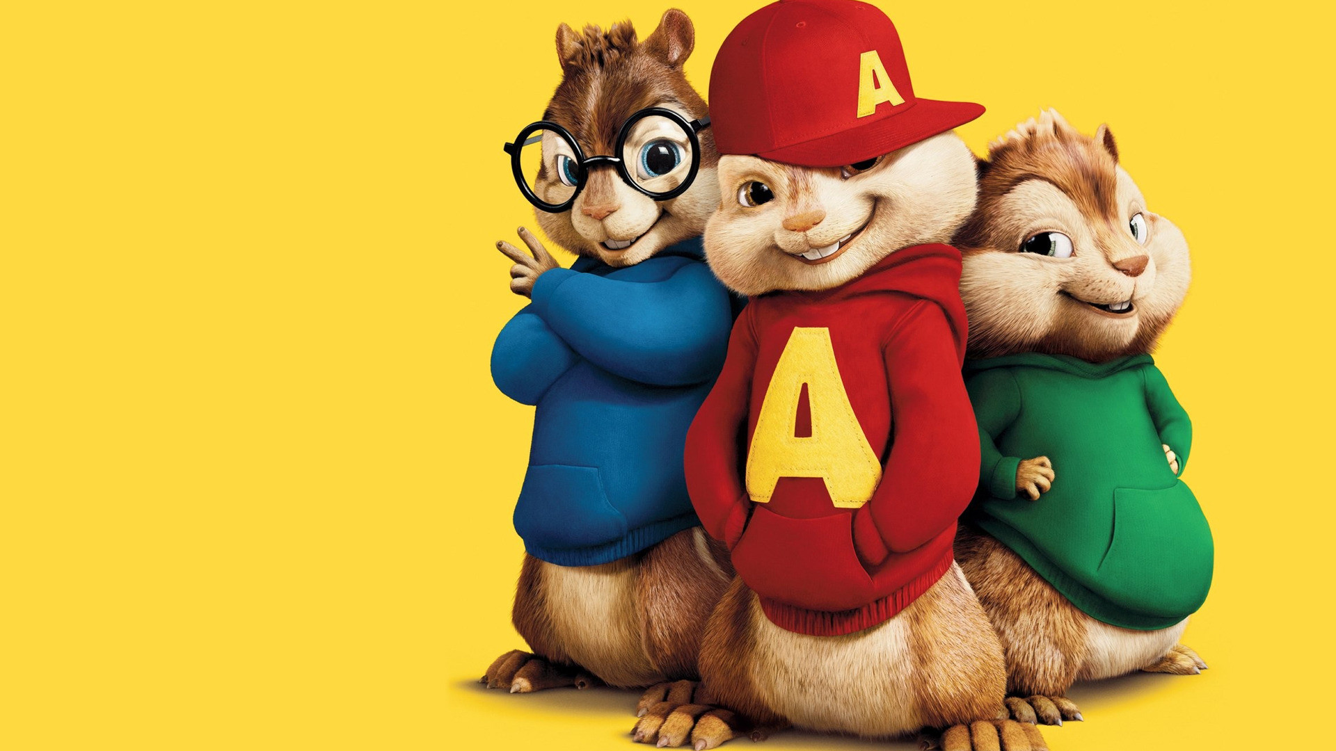 High Resolution Wallpaper | Alvin And The Chipmunks 1920x1080 px