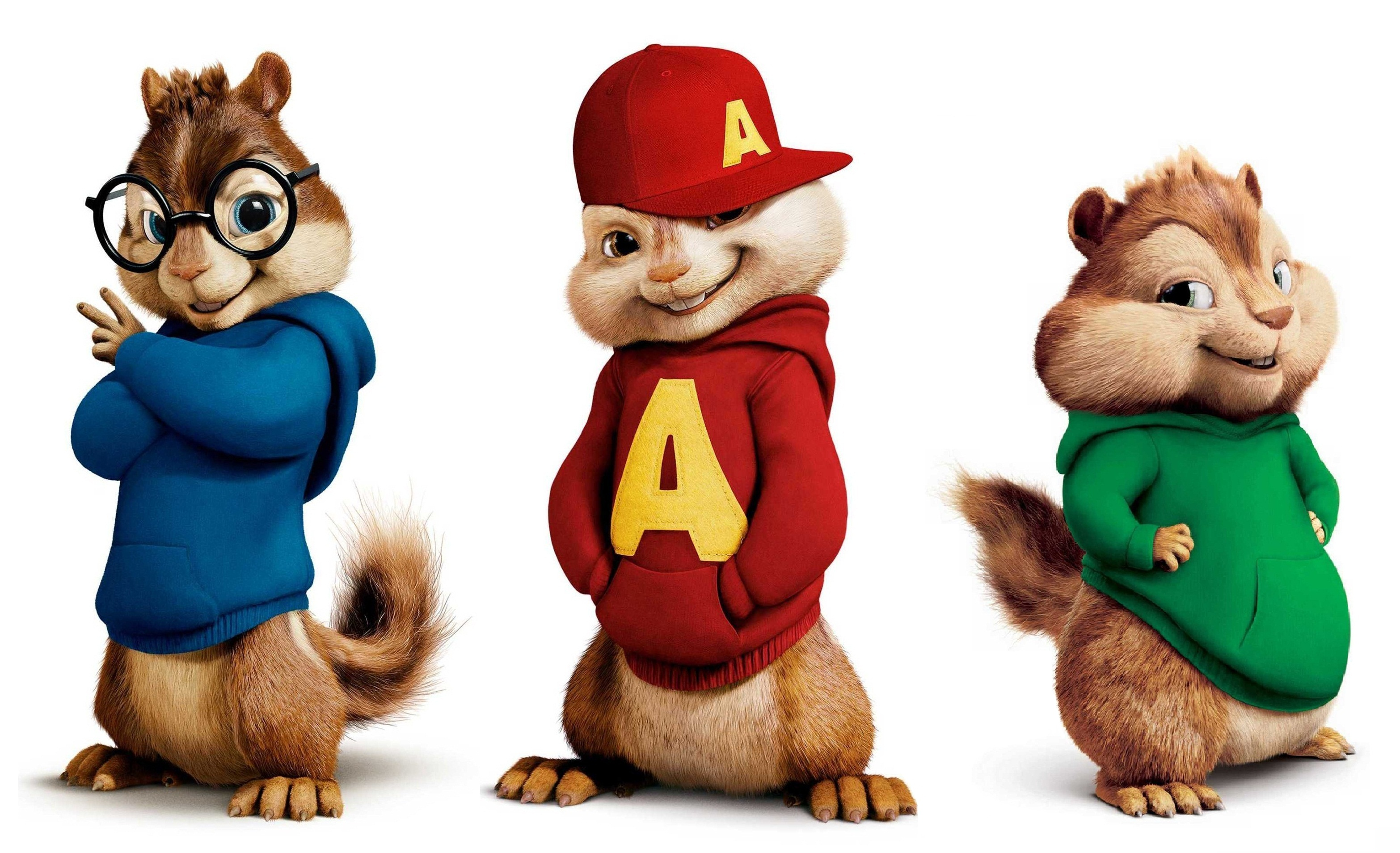 Nice wallpapers Alvin And The Chipmunks 3132x1908px