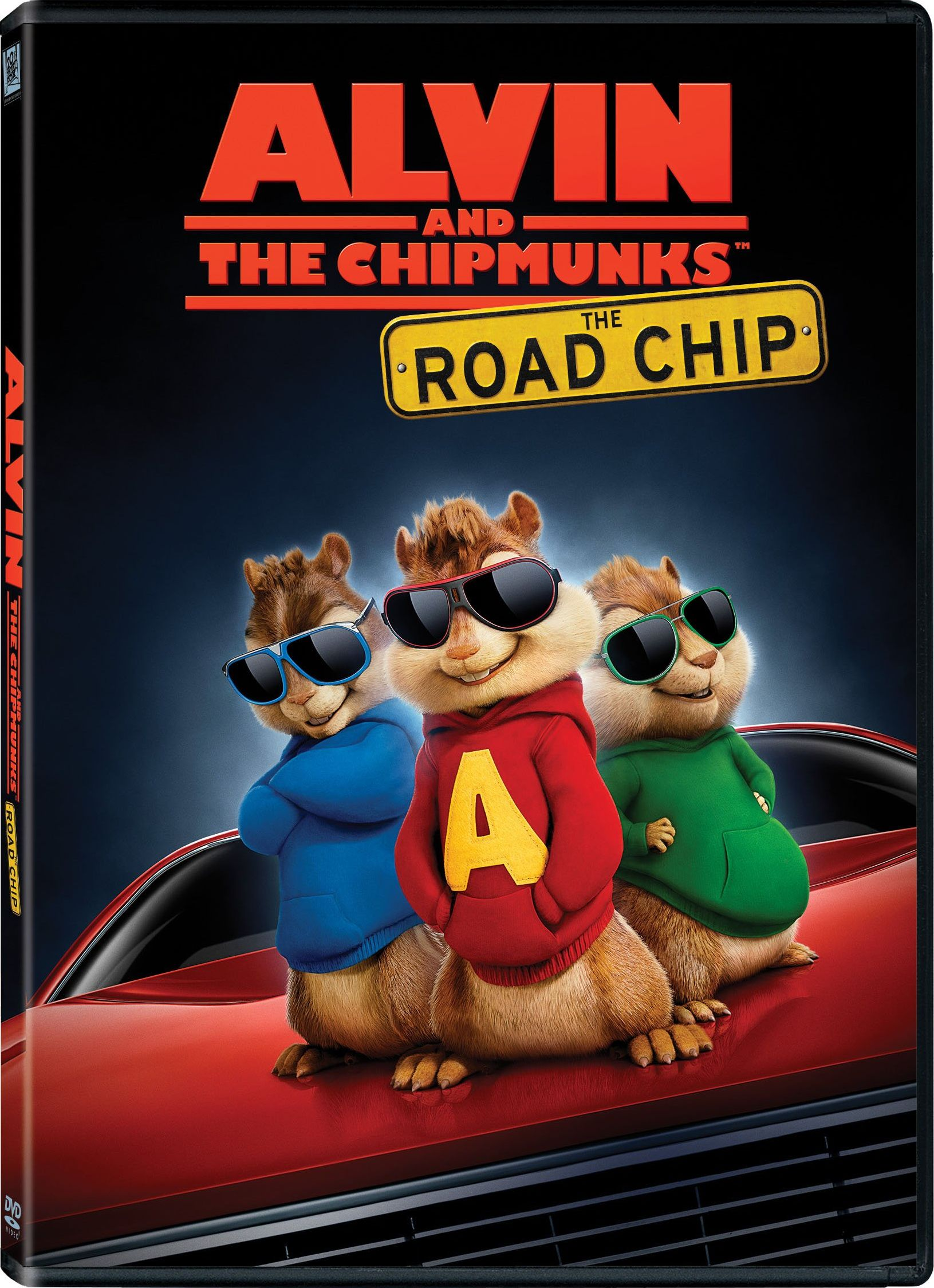 Alvin And The Chipmunks The Road Chip Wallpapers Movie Hq Alvin