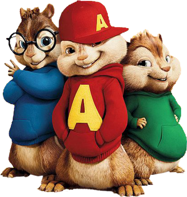 380x400 > Alvin And The Chipmunks Wallpapers