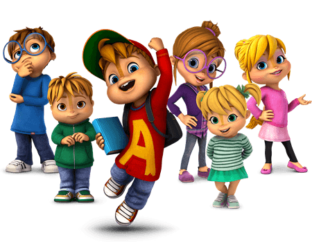 High Resolution Wallpaper | Alvin And The Chipmunks 450x350 px