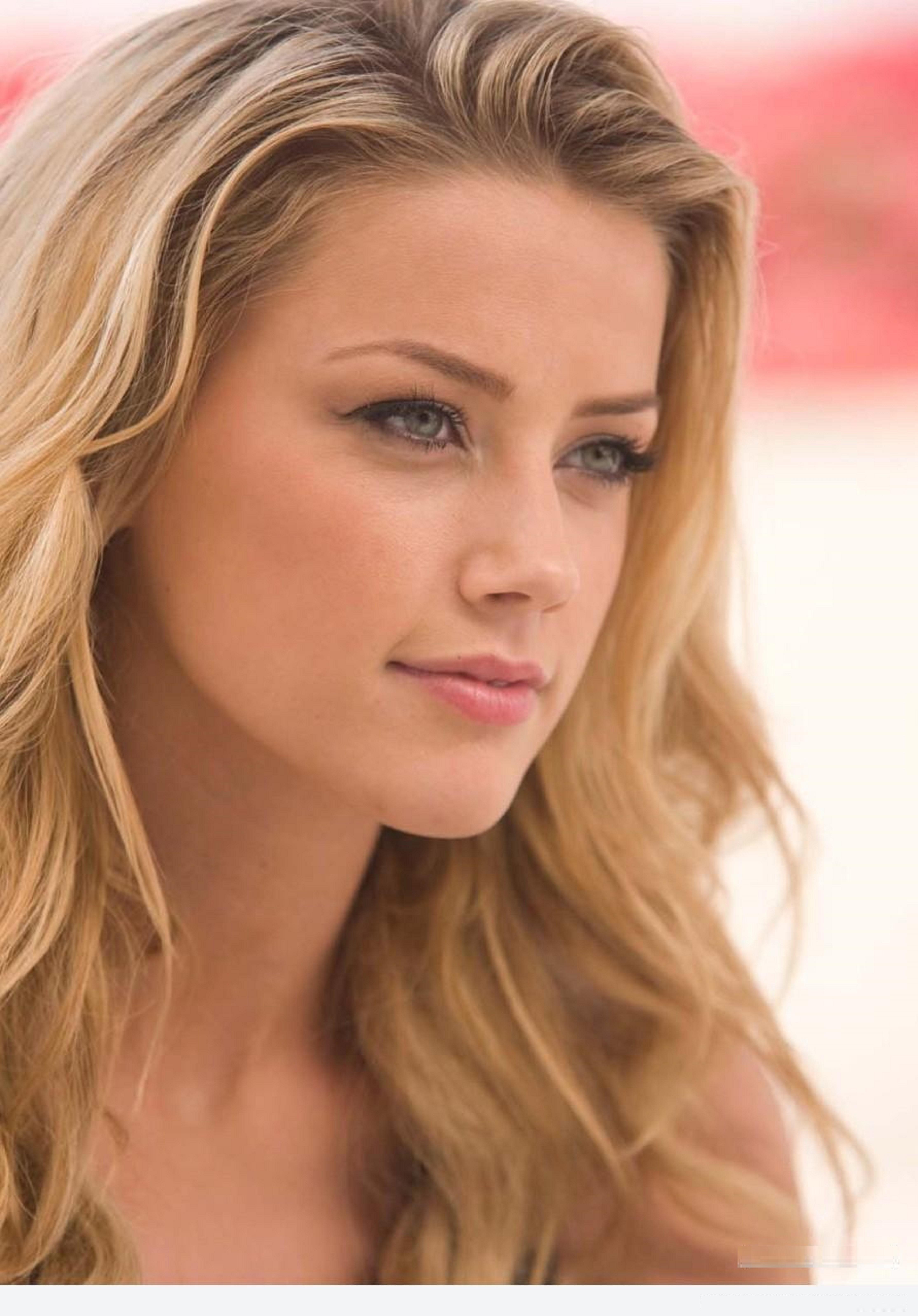 Amber Heard Charming Pics Wallpaper, HD Celebrities 4K