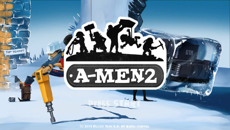 Nice wallpapers A-Men 2 960x544px