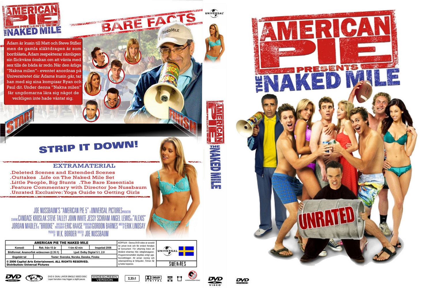 American pie presents the naked mile official trailer