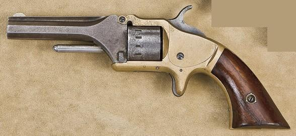 American Standard Revolver Pics, Weapons Collection