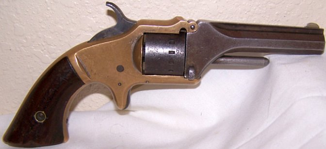 Nice wallpapers American Standard Revolver 672x308px