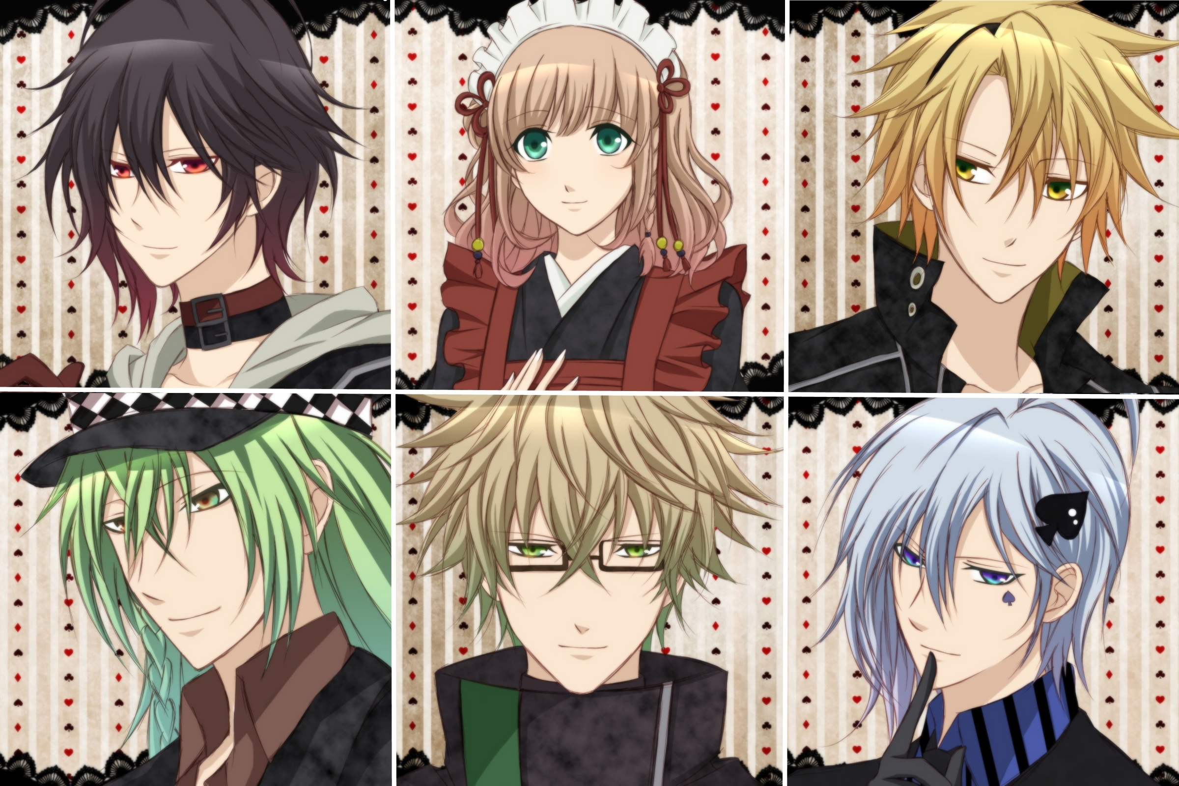 Amnesia Wallpapers Anime Hq Amnesia Pictures 4k Wallpapers 19