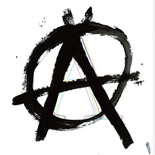 Anarchy Backgrounds, Compatible - PC, Mobile, Gadgets| 500x500 px