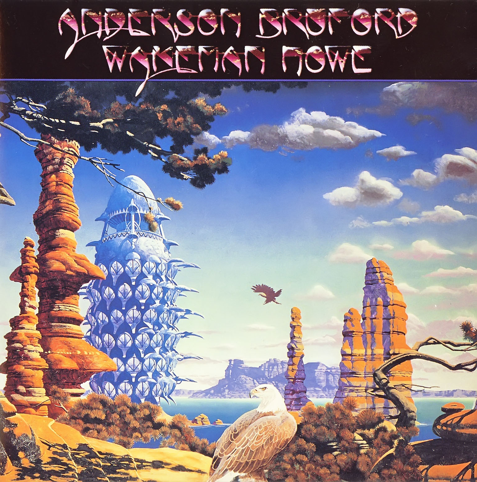 Amazing Anderson Bruford Wakeman Howe Pictures & Backgrounds