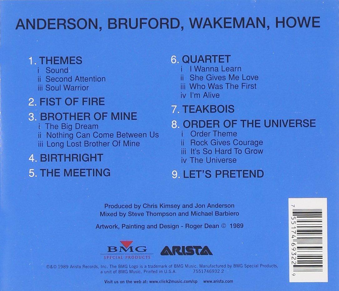 Images of Anderson Bruford Wakeman Howe | 1084x930