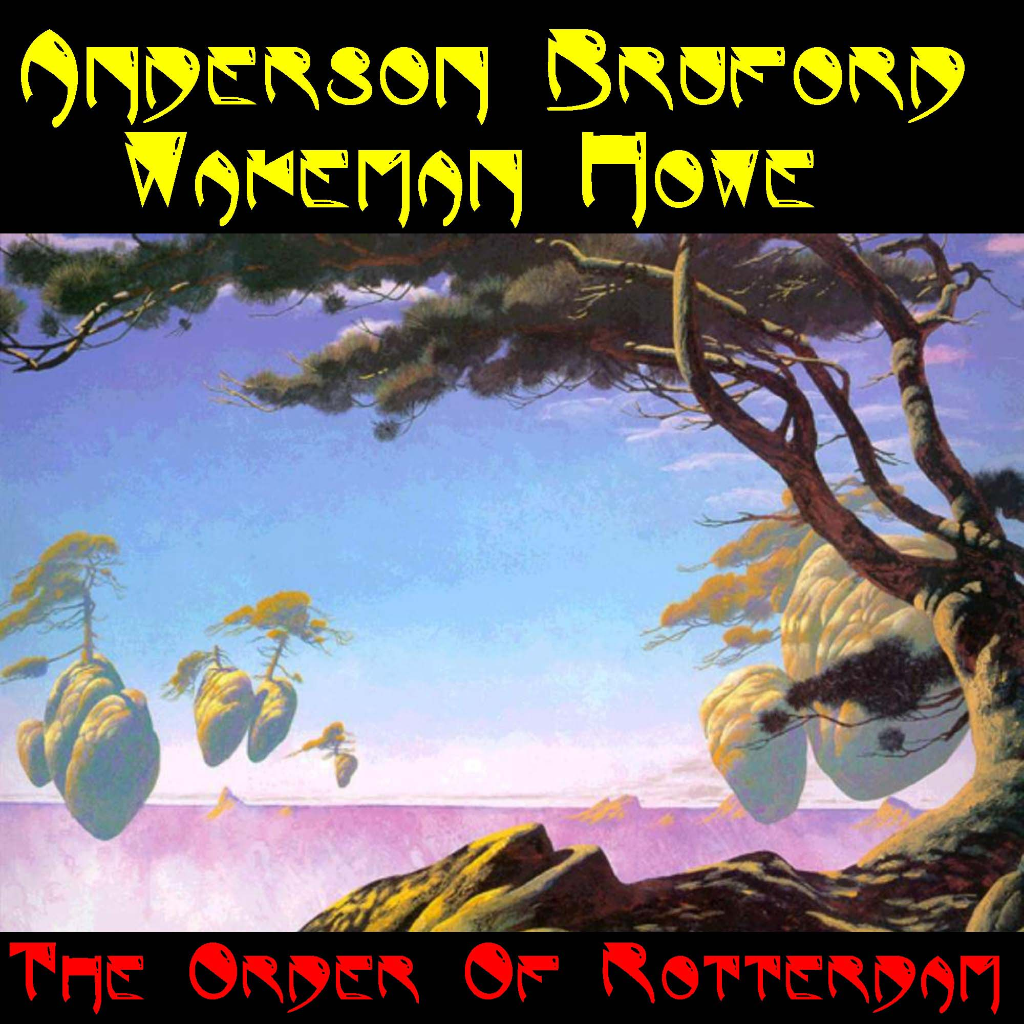 Anderson Bruford Wakeman Howe Pics, Music Collection