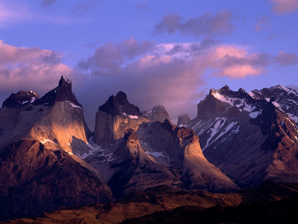 Nice wallpapers Andes Mountains 1024x768px